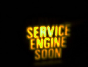service engine soon
